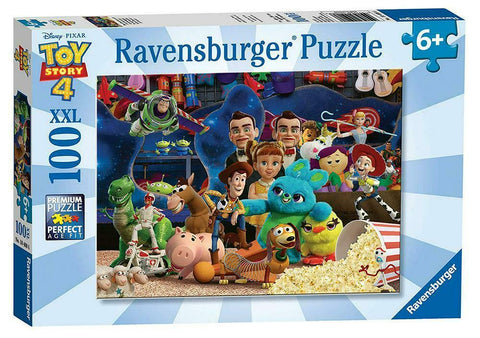 Ravensburger: 100 Piece Giant Puzzle - Toy Story 4