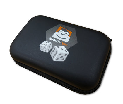 Mighty Ape Hard Shell Dice Case