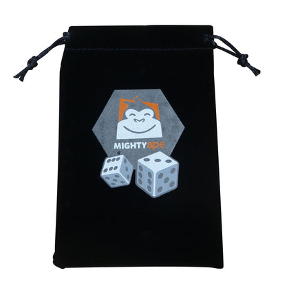 Mighty Ape Drawstring Component/Dice Bag - Small