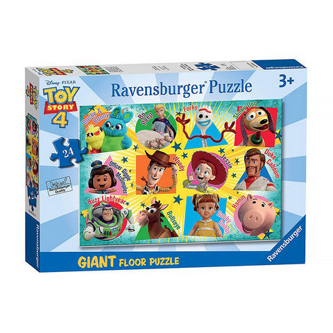 Ravensburger: 24 Piece Giant Puzzle - Toy Story 4