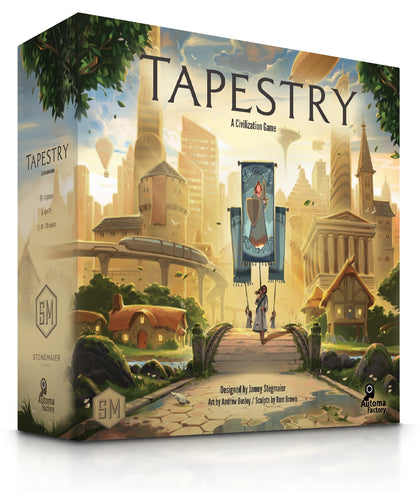 Tapestry - Board Game
