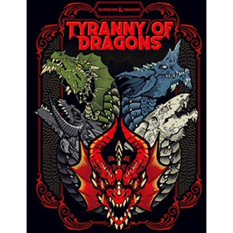 Dungeons & Dragons: Tyranny of Dragons Exclusive Edition
