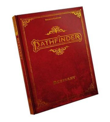 Pathfinder RPG: Bestiary Hardcover Special Edition (2nd Edition)