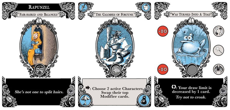Gloom: Fairytale - Card Game
