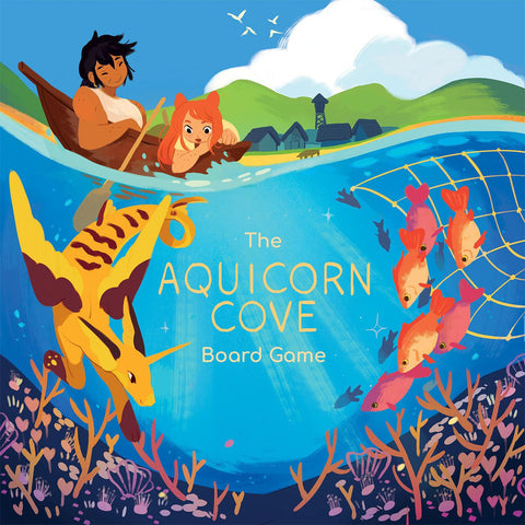 The Aquicorn Cove - Board Game