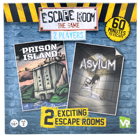 Escape Room: The Game - 2 Player Edition