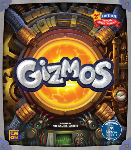 Gizmos: 2nd Edition - Board Game