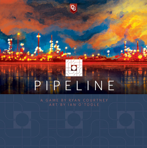 Pipeline - Board Game