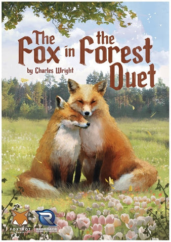 The Fox in the Forest: Duet - Board Game