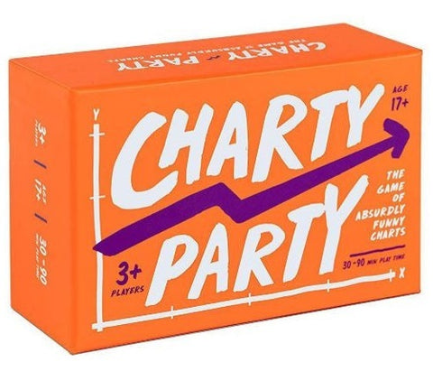 Charty Party - Card game