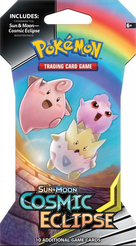 Pokemon TCG: Cosmic Eclipse Blister