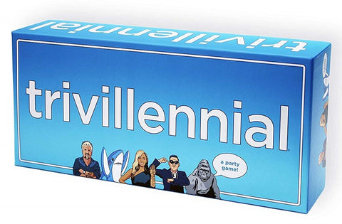 Trivillennial - The Trivia Game for Millennials