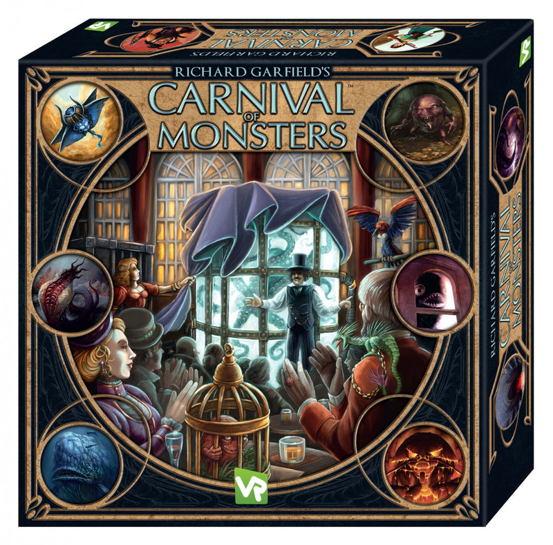 Richard Garfield's Carnival of Monsters - Board Game