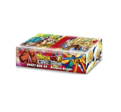 Dragonball Super TCG: Draft Box Booster #4