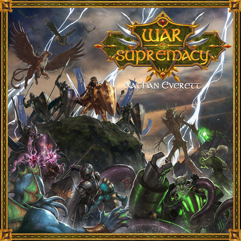 War of Supremacy - Board Game