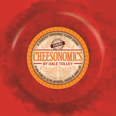 Cheesonomics: European Edition - (Includes Extra Sharp Expansion)