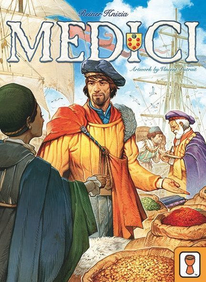 Medici - The Board Game
