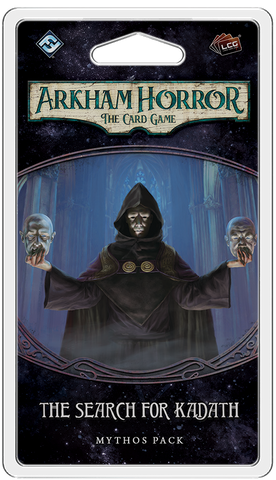 Arkham Horror LCG: The Search for Kadath - Scenario Pack