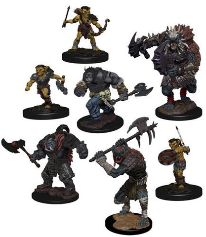 Dungeons & Dragons: Icons of the Realms - Monster Pack: Village Raiders