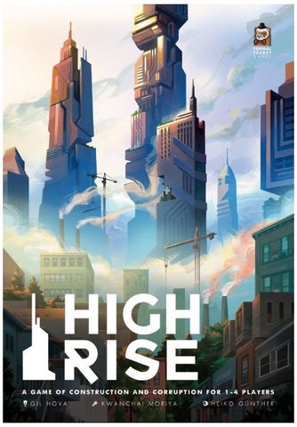 High Rise - Board Game
