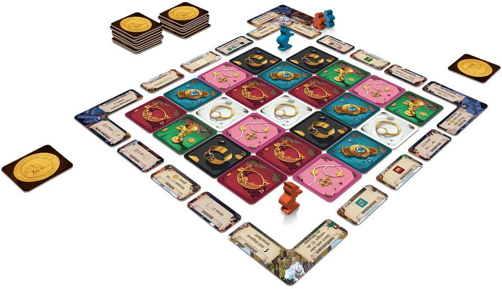Robin of Loxley: Contest of Thieves - Board Game