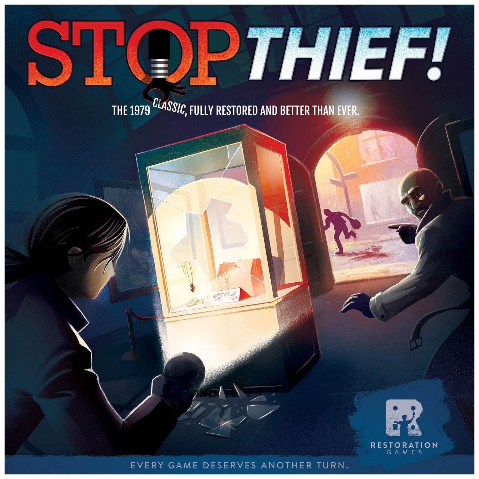 Stop Thief! Second Edition