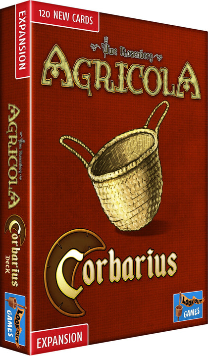 Agricola: Corbarius Deck - Game Expansion