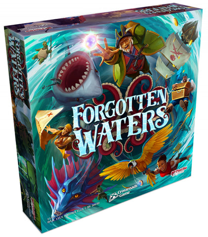 Forgotten Waters - Board Game