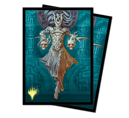 Ultra Pro: Magic The Gathering Deck Protector: Theros Beyond Death Alt Art Ashiok, Nightmare Muse
