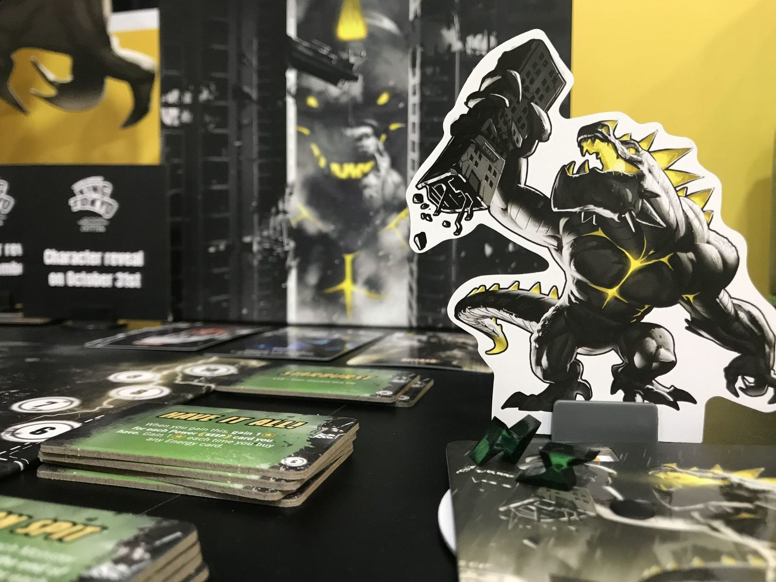King of Tokyo: Dark Edition - LE Board Game