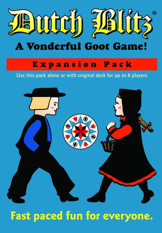 Dutch Blitz: Blue - Expansion Pack