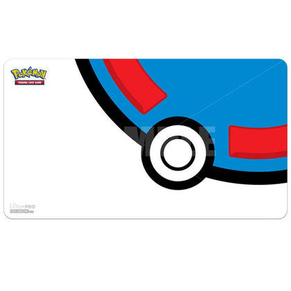 Ultra Pro: Pokémon - Playmat - Great Ball