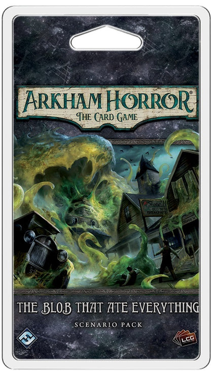 Arkham Horror LCG: The Blob That Ate Everything - Scenario Pack