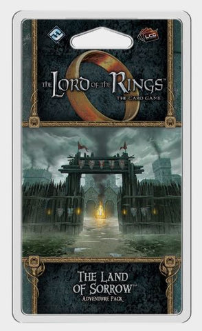 Lord of the Rings: LCG - The Land of Sorrow - Vengeance of Mordor Cycle