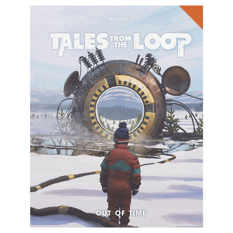 Tales From The Loop - Out of Time Supplement