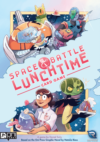 Space Battle Lunchtime - Card Game