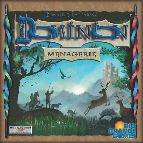 Dominion: Menagerie - Game Expansion