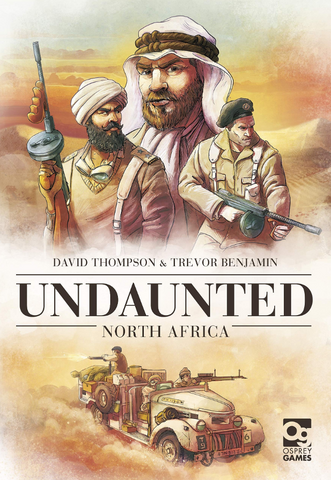 Undaunted: North Africa - Game Expansion