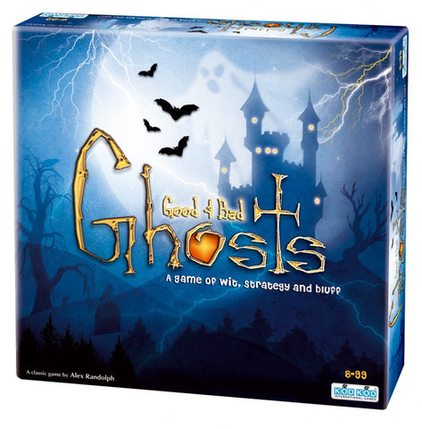 Good & Bad Ghosts - Board Game