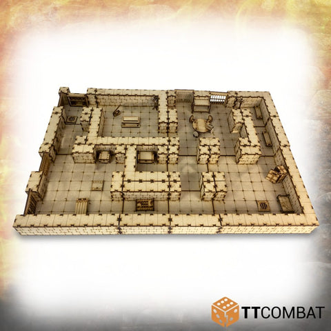 TTCombat: Deluxe Dungeon Set