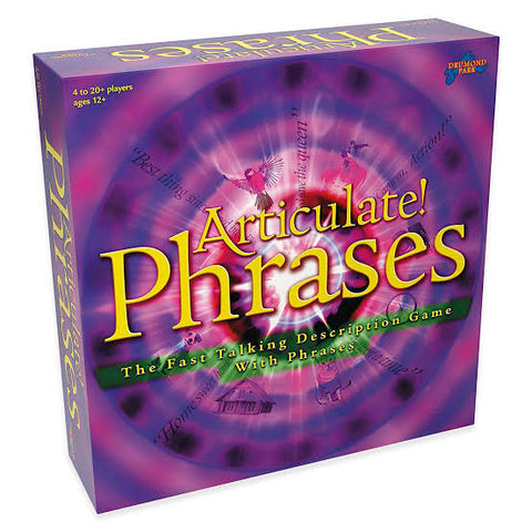 Articulate! Phrases - Party Game