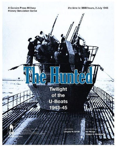 The Hunted: Twilight of the U-Boats - War Game