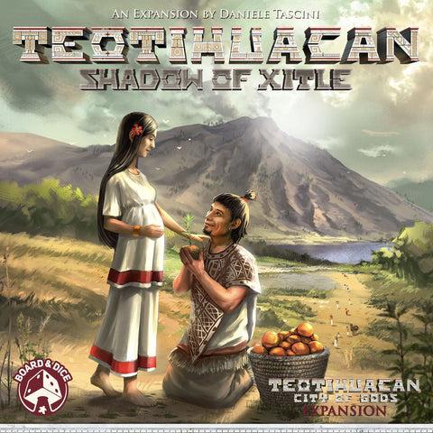 Teotihuacan: Shadow of Xitle - Expansion