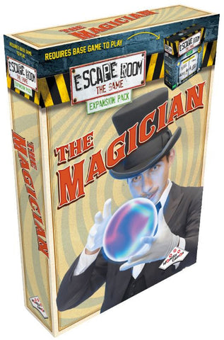 Escape Room: The Game - The Magician Expansion