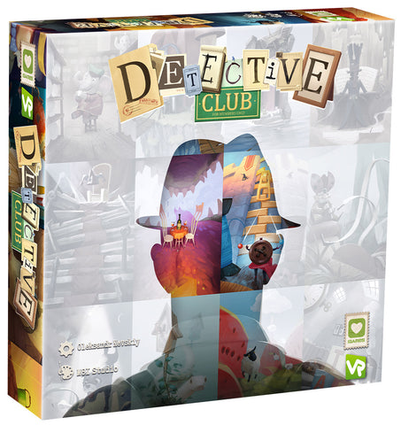 Detective Club - Board Game