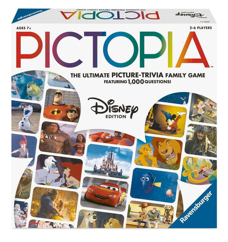 Ravensburger: Pictopia - Disney Edition