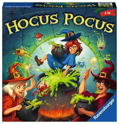 Ravensburger: Hocus Pocus - Board Game