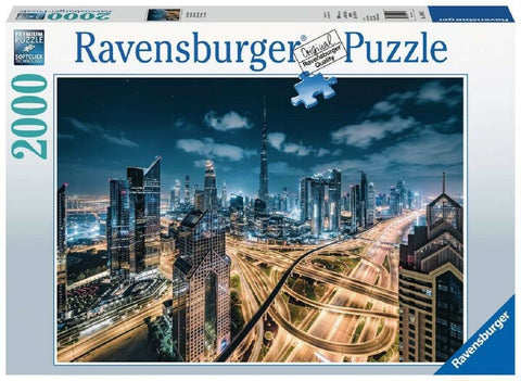 Ravensburger: 2,000 Piece Puzzle - View of Dubai