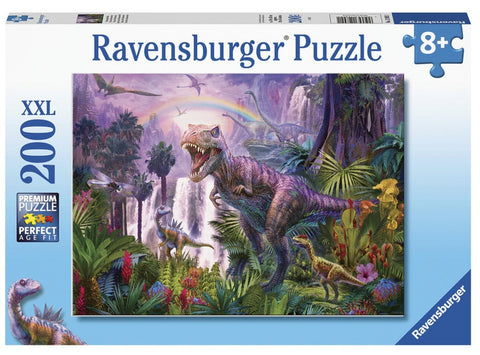 Ravensburger: 200 Piece Puzzle - King of the Dinosaurs