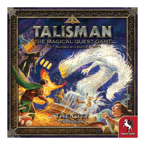 Talisman: 4th Edition - The City Expansion